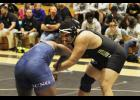 Greer's Jordan Hawthorne has a good shot to win state in the heavyweight division, according to coach Colby Peeler.