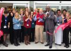 Kohl's department store held a grand opening and ribbon cutting last Friday at the new location next to Tractor Supply Company on Wade Hampton Boulevard in Greer.