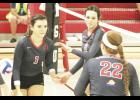 Two North Greenville volleyball players received postseason accolades last week.