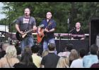 Sister Hazel performed at Greer City Park on Saturday night at PMC Greer Family Fest.