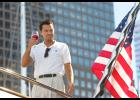 Leonardo DiCaprio plays Jordan Belfort in 'Wolf of Wall Street', based on a 2007 autobiography by the same name about Belfort's rise in the '90s penny stock trade.