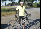 John L. Thompson biked 81 miles on his 81st birthday, celebrating a lifetime of activity. Thompson currently lives with his wife, Susie, in Taylors.