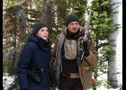 'Wind River,' directed by Taylor Sheridan, is a thrilling, bleak and thought-provoking story based on true events.